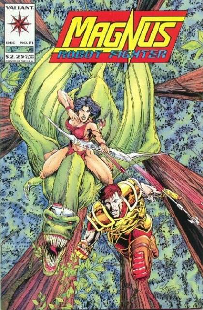 Magnus Robot Fighter (1991) no. 31 - Used