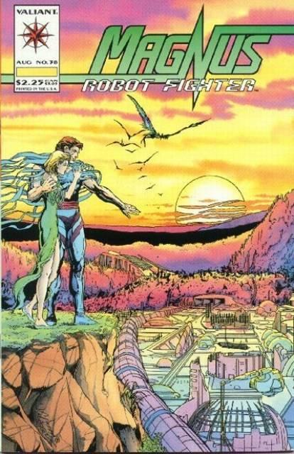 Magnus Robot Fighter (1991) no. 38 - Used