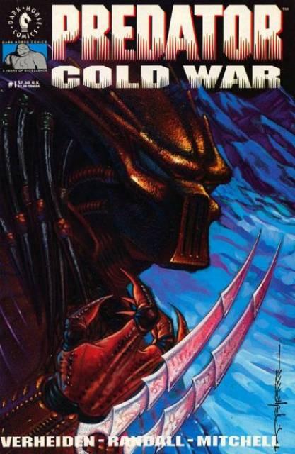 Predator Cold War (1991) Complete Bundle - Used