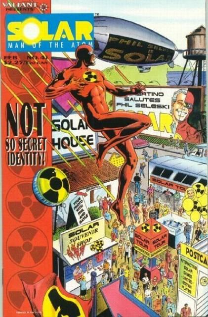 Solar (1991) no. 41 - Used