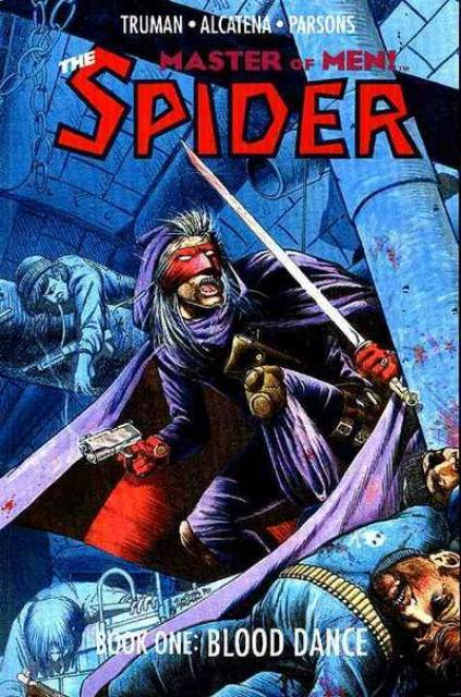 The Spider (1991) Complete Bundle - Used