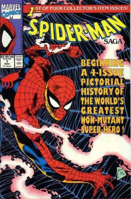 Spider-Man Saga (1991) Complete Bundle - Used