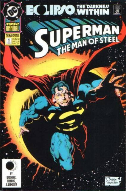 Superman: The Man of Steel (1991) Annual no. 1 - Used