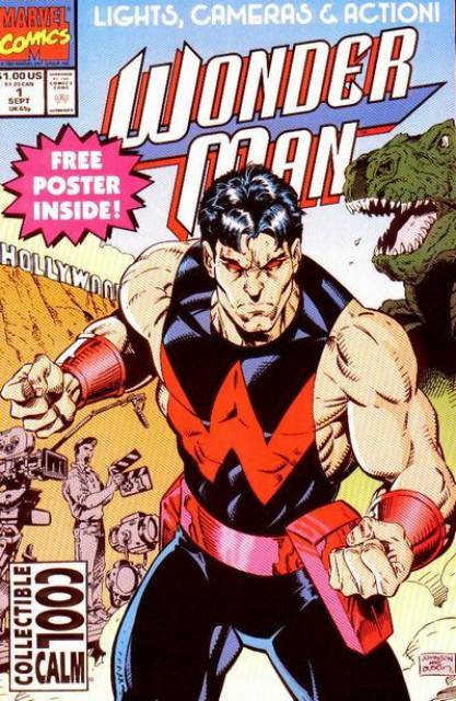 Wonder Man (1991) no. 1 - Used