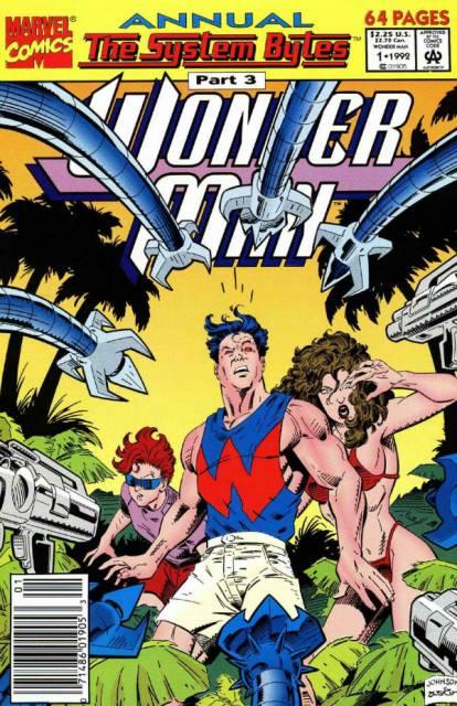 Wonder Man (1991) Annual no. 1 - Used