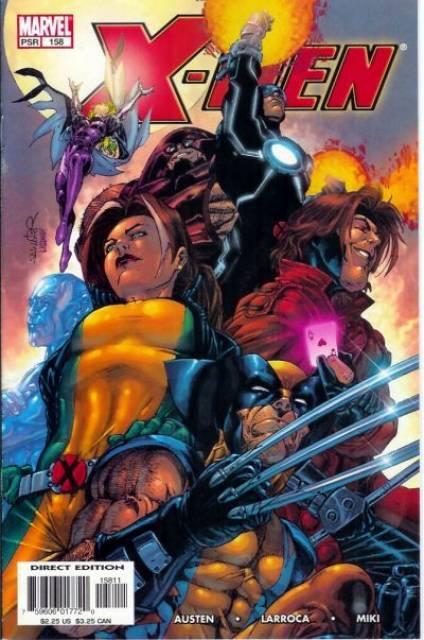 X-Men (1991) no. 158 - Used