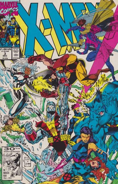 X-Men (1991) no. 3 - Used