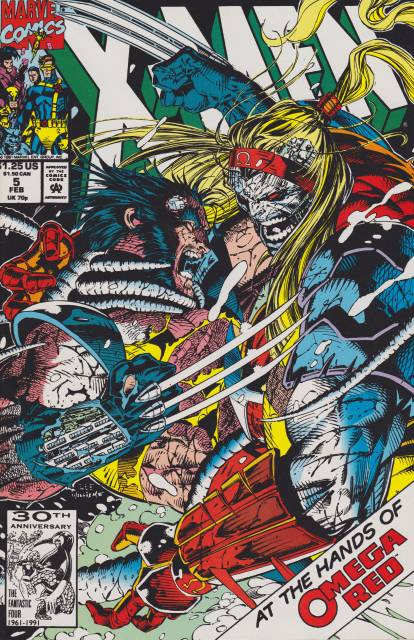X-Men (1991) no. 5 - Used