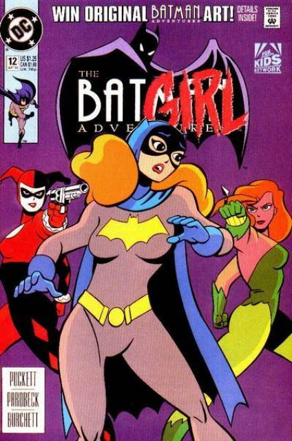 Batman Adventures (1992) no. 12 - Used