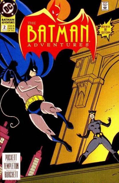 Batman Adventures (1992) no. 2 - Used