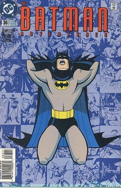 Batman Adventures (1992) no. 36 - Used