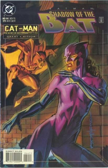 Batman: Shadow of the Bat (1992) no. 44 - Used