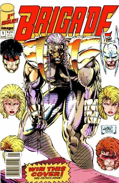 Brigade (1992) Complete Bundle - Used