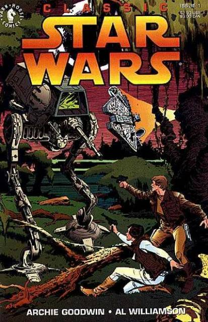 Classic Star Wars (1992) no. 1 - Used