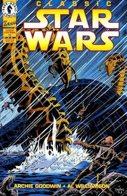 Classic Star Wars (1992) no. 13 - Used