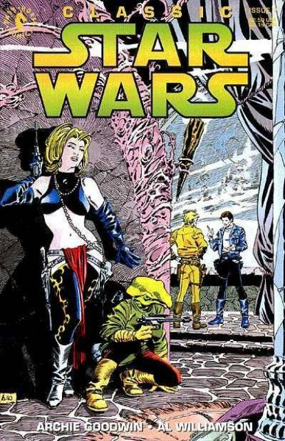 Classic Star Wars (1992) no. 7 - Used