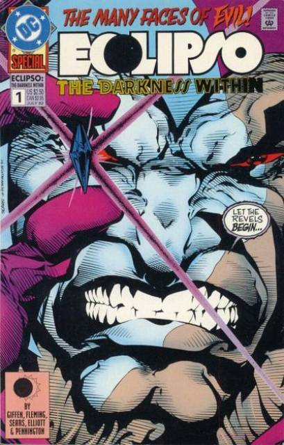 Eclipso (1992) 1992 Complete Annuals Collection - Used