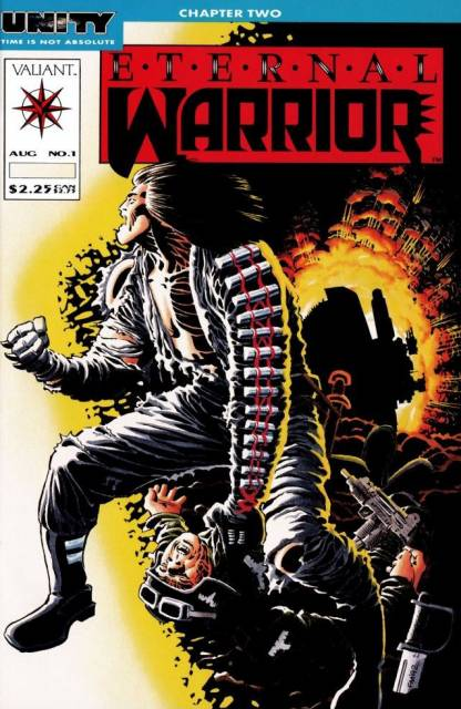 Eternal Warrior (1992) no. 1 - Used