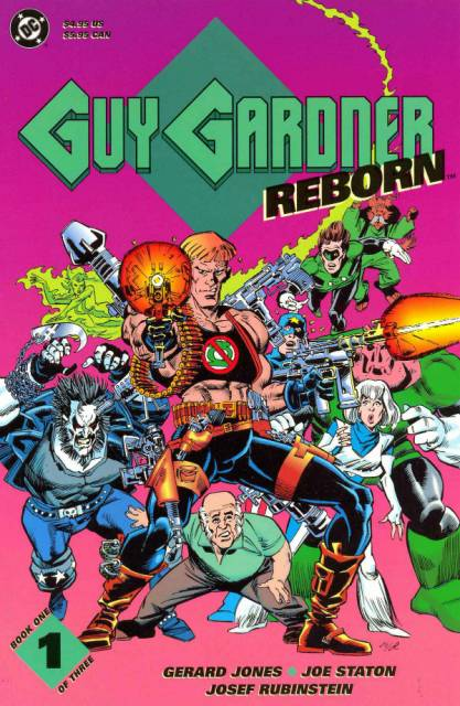 Guy Gardner Reborn (1992) Complete Bundle - Used