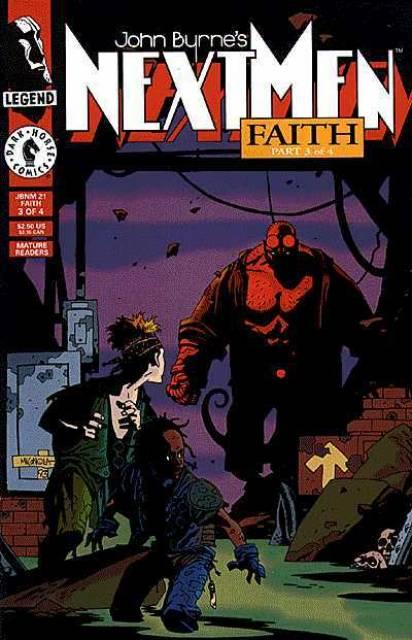 Next Men (1992) no. 21 - Used