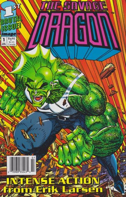 Savage Dragon (1992) Complete Bundle - Used