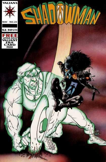 Shadowman (1992) no. 25 - Used