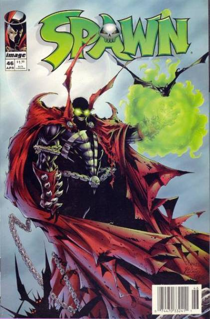 Spawn (1992) no. 46 - Used