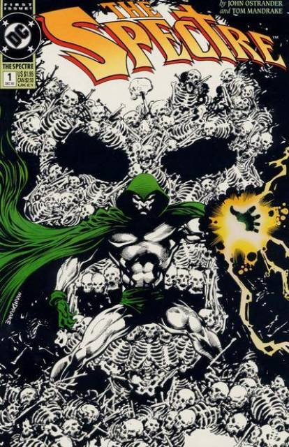 Spectre (1992) no. 1 - Used
