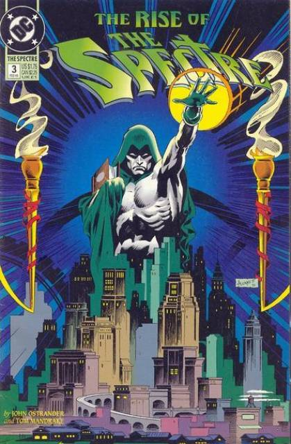 Spectre (1992) no. 3 - Used