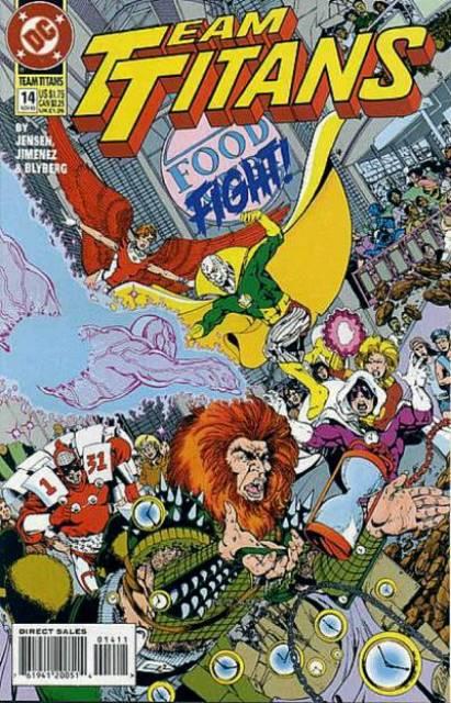 Team Titans (1992) no. 14 - Used