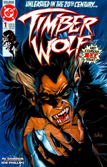 Timber Wolf (1992) Complete Bundle - Used