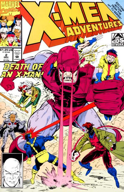 X-Men Adventures (1992) no. 2 - Used