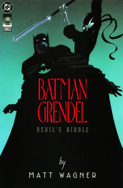 Batman Grendel Devil's Riddle (1993) no. 1 - Used