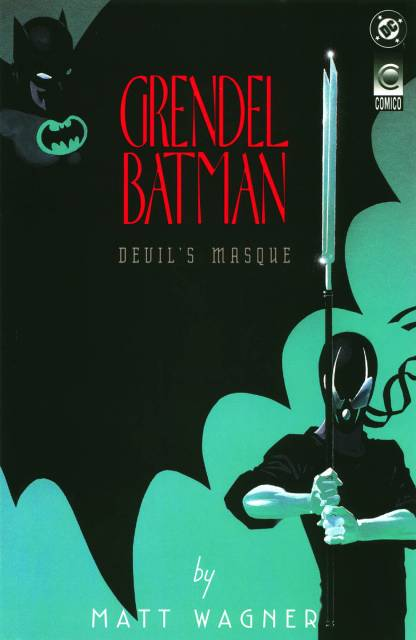 Batman Grendel Devil's Riddle (1993) no. 2 - Used