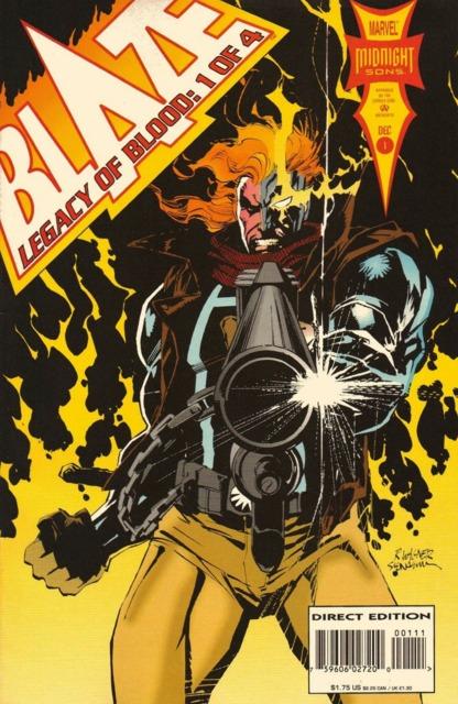 Blaze Legacy of Blood (1993) Complete Bundle - Used