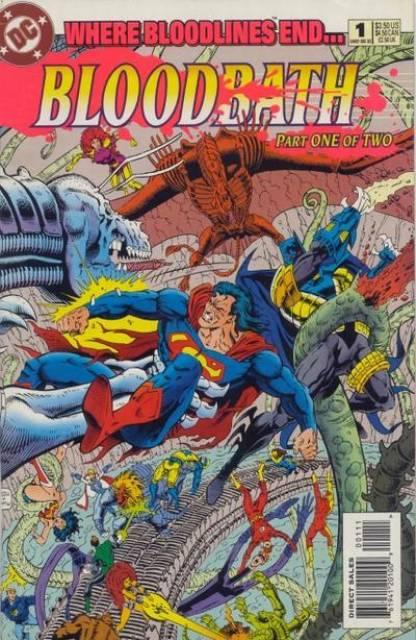 Bloodbath (1993) Complete Bundle - Used
