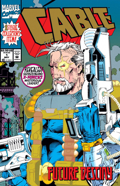 Cable (1993) no. 1 - Used
