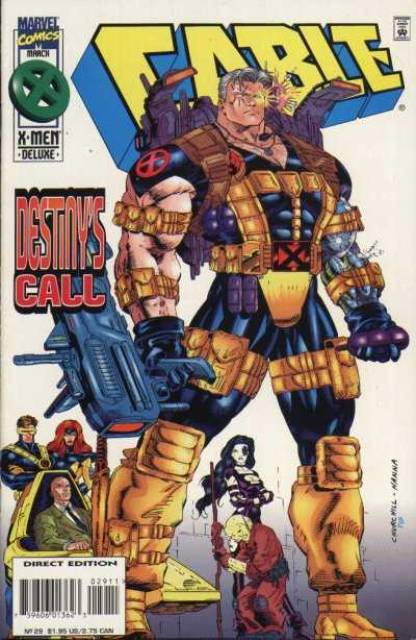 Cable (1993) no. 29 - Used