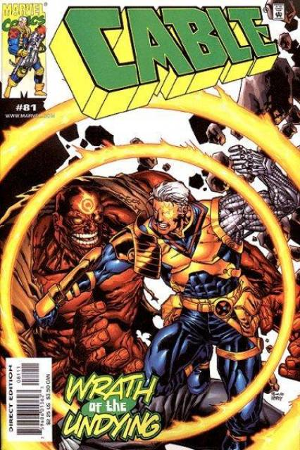Cable (1993) no. 81 - Used