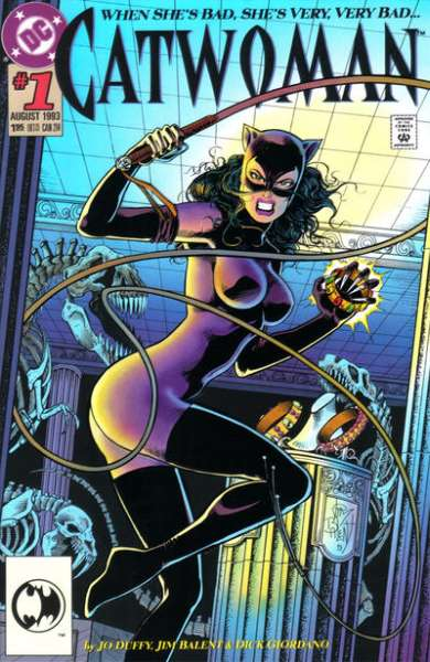 Catwoman (1993 Series) no. 1 - Used