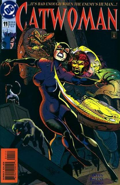 Catwoman (1993 Series) no. 11 - Used