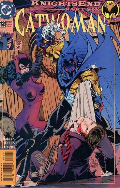 Catwoman (1993 Series) no. 12 - Used