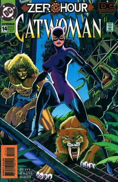 Catwoman (1993 Series) no. 14 - Used