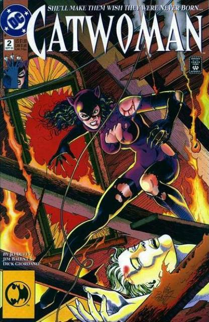 Catwoman (1993 Series) no. 2 - Used