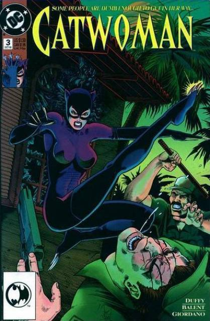 Catwoman (1993 Series) no. 3 - Used