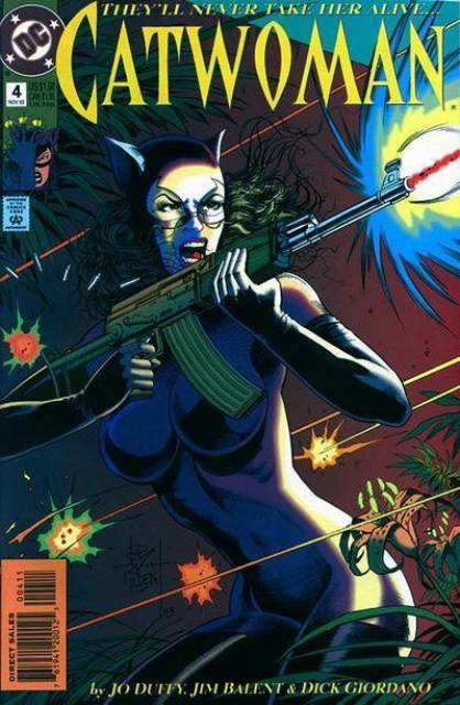 Catwoman (1993 Series) no. 4 - Used