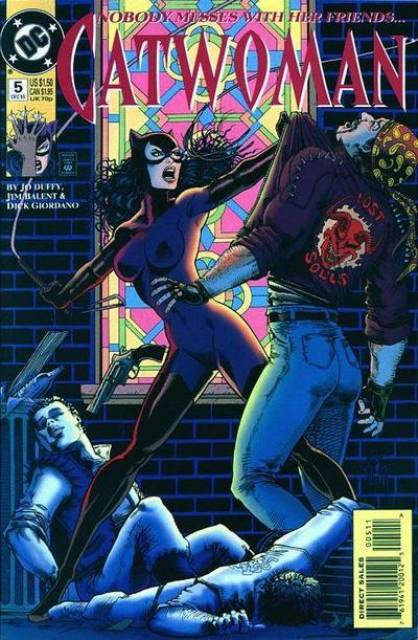 Catwoman (1993 Series) no. 5 - Used