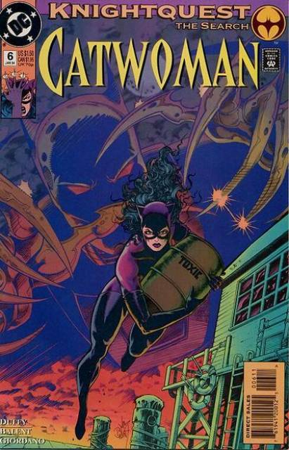 Catwoman (1993 Series) no. 6 - Used