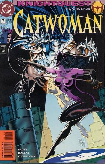 Catwoman (1993 Series) no. 7 - Used
