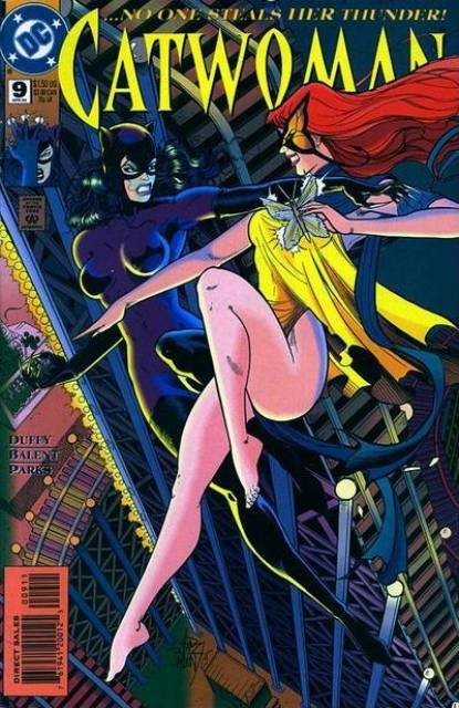Catwoman (1993 Series) no. 9 - Used